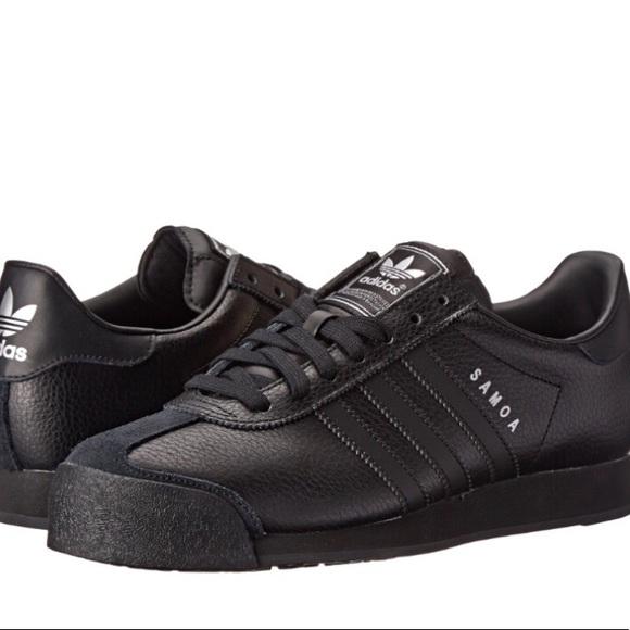 Adidas Men's Samoa (White | Black)